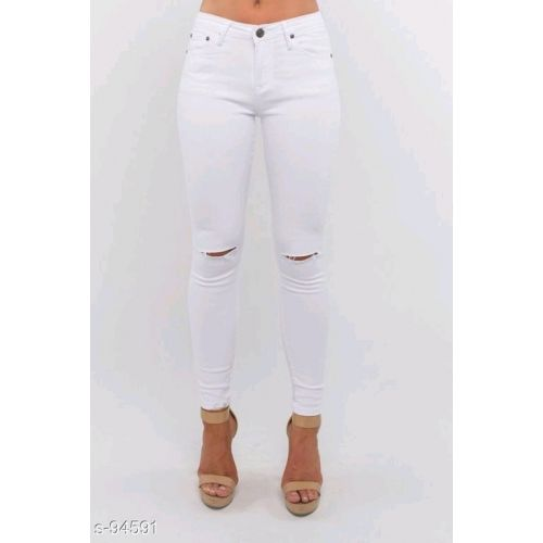 Best Fitted Women's Hot Denim Jeans