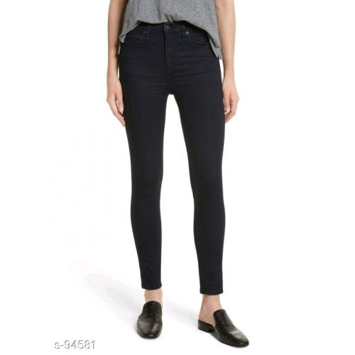 Seasons Women's Black Hot Denim Jeans