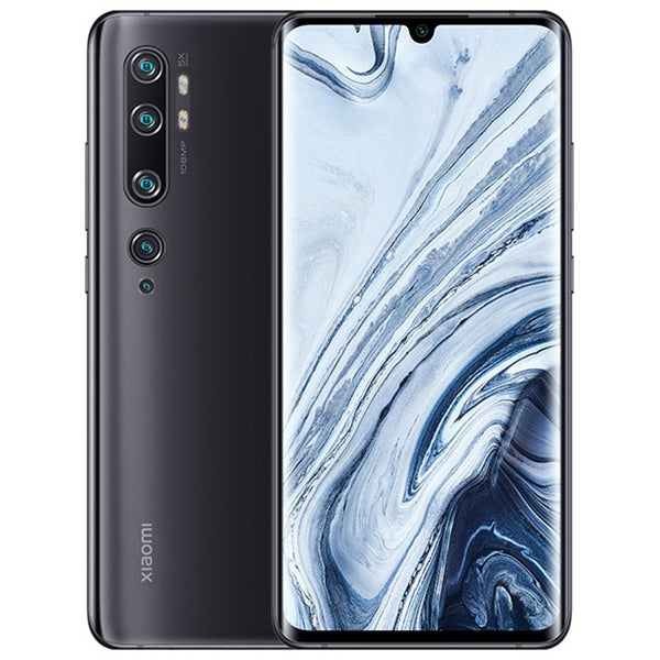 Mi Note 10 Pro  - 256GB/8GB RAM Midnight Black