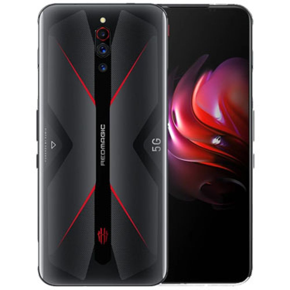 ZTE nubia Red Magic 5G -128GB,8GB RAM -Eclipse Black