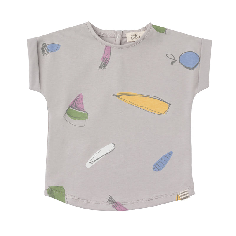 Camiseta Manga corta Fruits