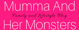 Review by Mumma & Her Monsters