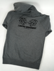 Future Poet -  Unisex Grey Hoodie with side pockets