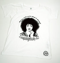 Load image into Gallery viewer, Unapologetic Curly Hair - Oversized Womens T-shirt