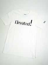 Load image into Gallery viewer, Elevated - Mens White T-Shirt