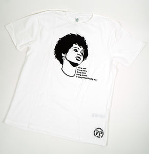 Unapologetic Afro - Classic Womens T-shirt