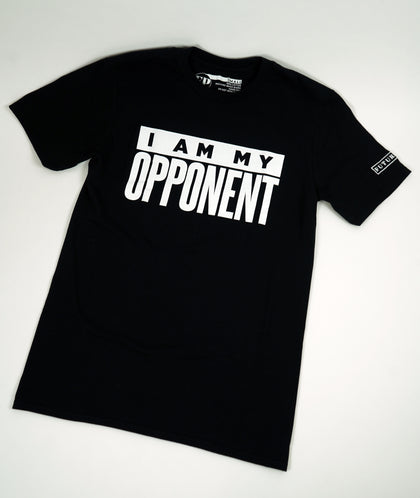 Opponent - Mens Black T-Shirt
