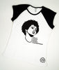 Unapologetic Afro - Raglan Womens T-shirt