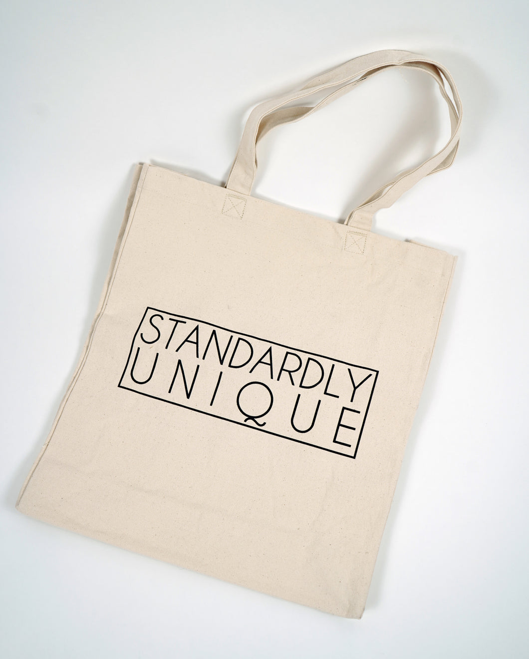 Standardly Unique Tote Bag - Natural
