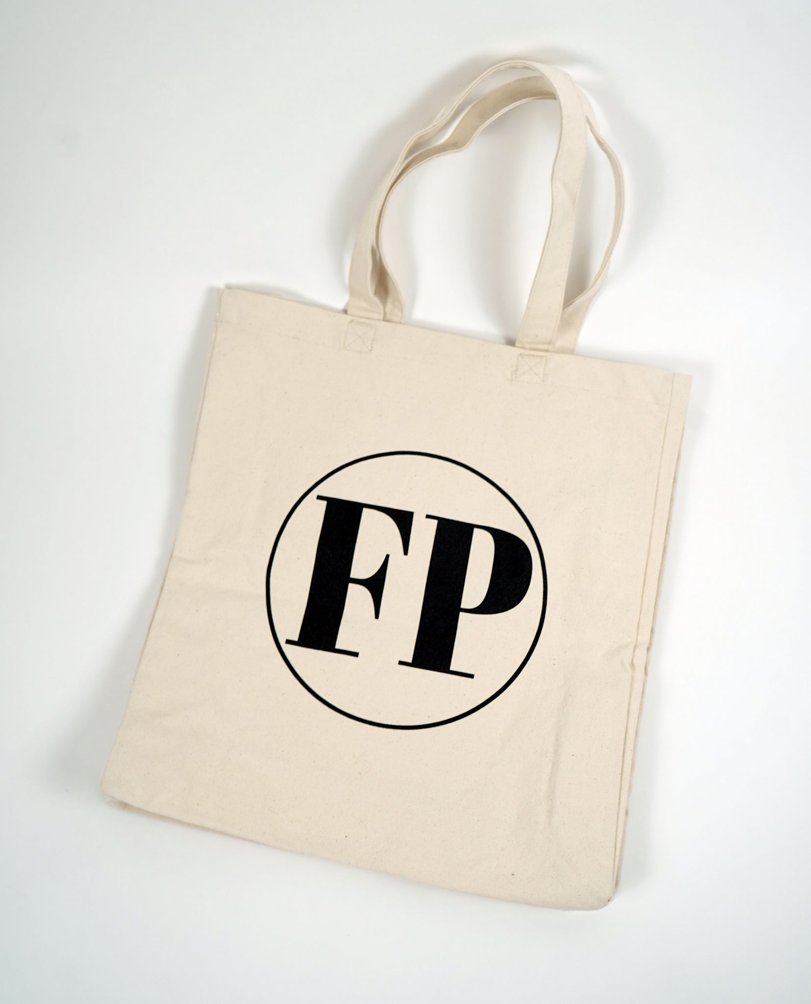 Elevated Tote Bag - Natural