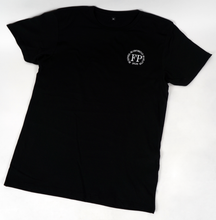 Load image into Gallery viewer, Future Poet - Unisex Black Classic Cut T-Shirt