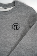 Load image into Gallery viewer, Future Poet - Unisex Grey Classic Sweatshirt