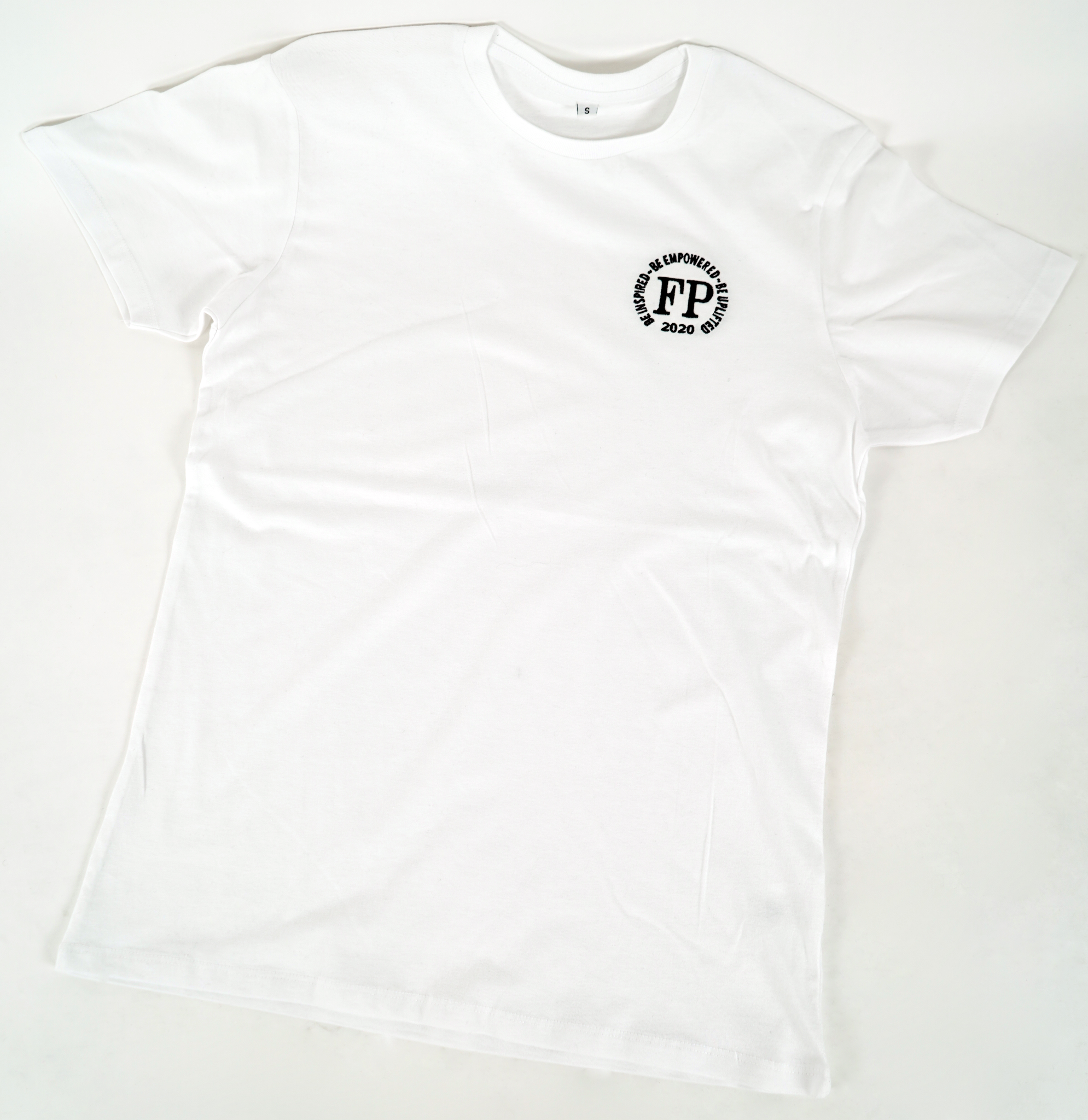 Future Poet - Unisex White Slim Fit T-Shirt