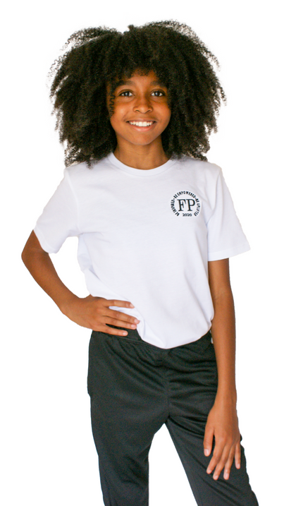 Future Poet - Unisex Juniors White T-shirt