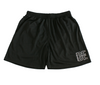 Be Empowered - Mens Black Shorts