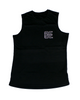 Be Empowered Mens Black Tank