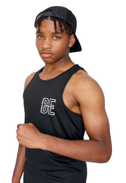 Be Empowered - Mens Black Vest