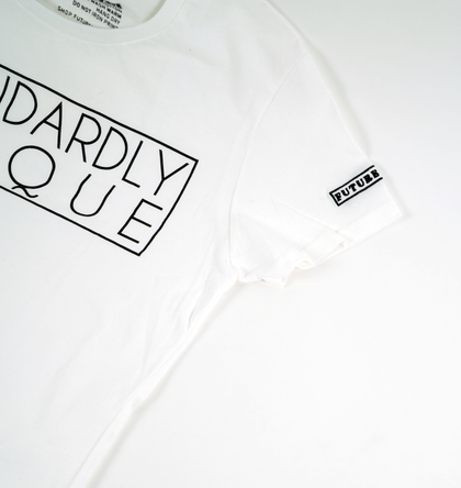 Standardly Unique - Womens White T-shirt