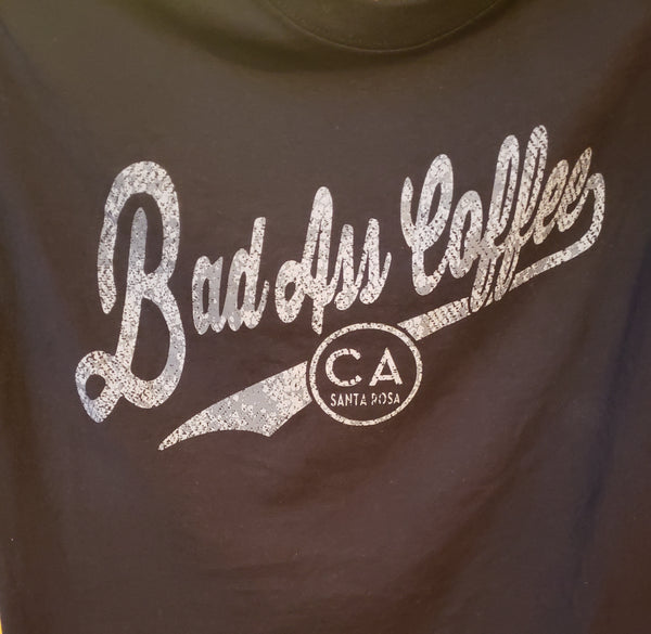 Bad Ass Santa Rosa Banner T-Shirt