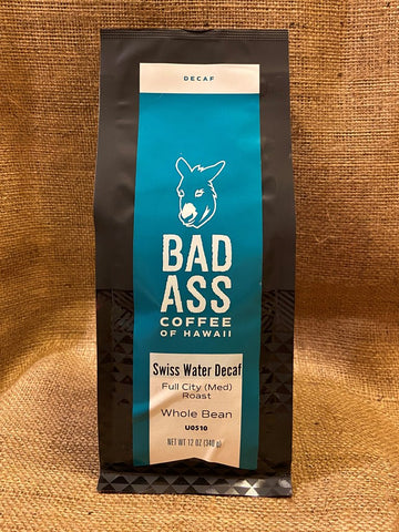 Swiss Water Decaf Full City Roast