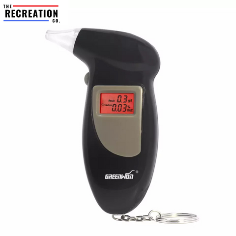 Emergency Digital Alcohol Breathalyser