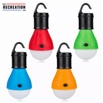 Portable Waterproof Hanging LED Camping Light