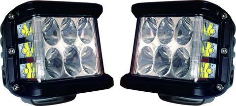 CALI RAISED LED | SIDE PROJECTING LED PODS *SOLD AS PAIR*