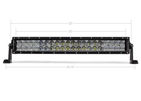 "CALI RAISED LED | 22"" DUAL ROW 5D OPTIC OSRAM LED BAR"