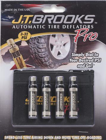 J.T. BROOKS | AUTOMATIC TIRE DEFLATORS PRO