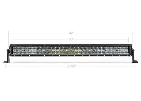 "CALI RAISED LED | 32"" DUAL ROW 5D OPTIC OSRAM LED BAR"
