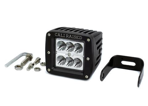CALI RAISED LED | 3X2 18W POD (WHITE OR AMBER)