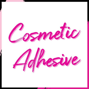 Cosmetic Glitter Adhesive