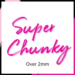 Super Chunky Glitter Over 2mm