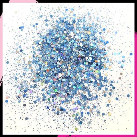 Blue Dragonfly BioGlitter - 0.2mm