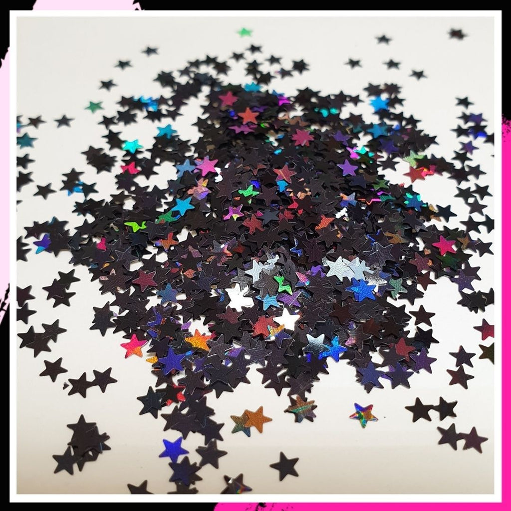 Oil Slick - 3mm stars