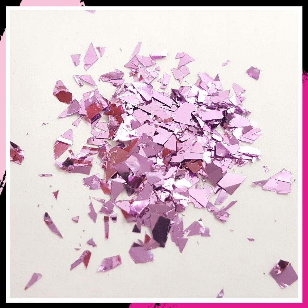 Pink Lavender - flakes