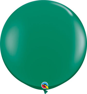Emerald Green Balloon 90cm