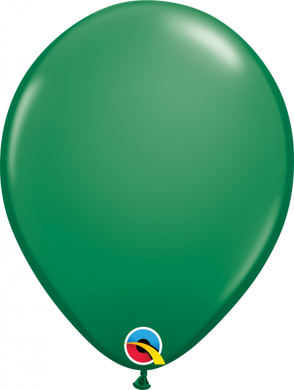 Standard Green Balloon Pk 5