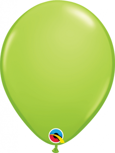 Lime Green Balloon Pk 5