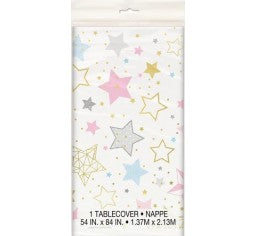 Twinkle Star 1pc Rectangle Table Cover