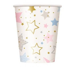 Twinkle Star 8pk Paper Cups
