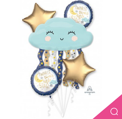 Twinkle Little Star Balloon Bouquet