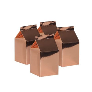 Rose Gold Milk Box 10pk