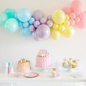 Illume Balloon 1.8m DIY Garland Kit Pastel Assortment
