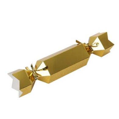Metallic Gold Bonbon 10pk
