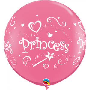 Rose Princess Latex Balloon 90cm