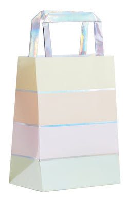 Foiled Pastel Party Bag Pk 5