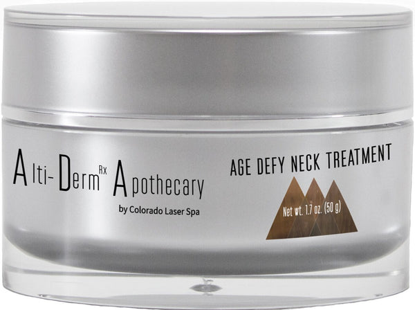 Age Defy Neck Treatment
