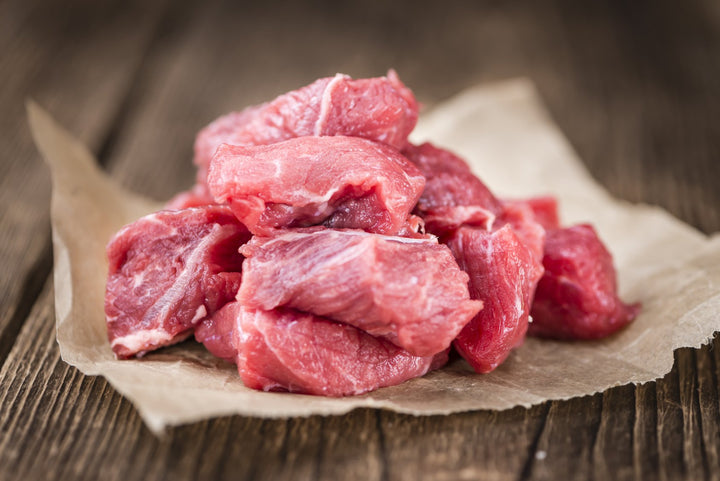 Beef Diced Lean <5% Fat