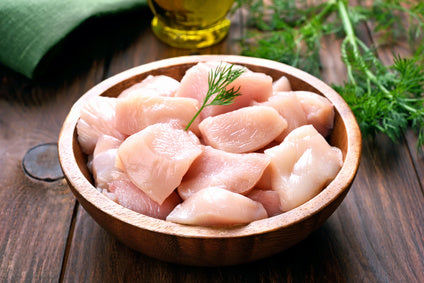 Chicken Breasts Diced (Skinless Boneless)